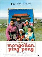 Affiche du film : Mongolian Ping-Pong