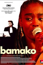 background picture for movie Bamako