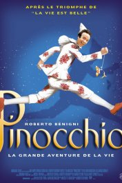 background picture for movie Pinocchio