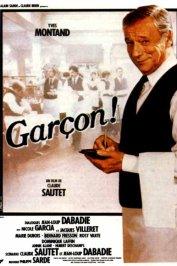 background picture for movie Garçon !