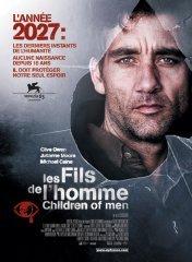 Affiche du film : Les fils de l'homme