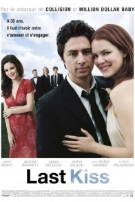 Affiche du film : Last kiss
