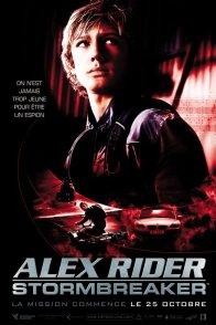 Affiche du film : Alex Rider (stormbreaker)