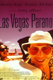 background picture for movie Las Vegas Parano