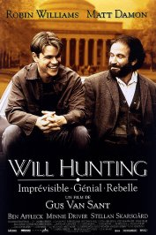 background picture for movie Will Hunting