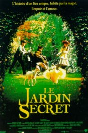 background picture for movie Le jardin secret