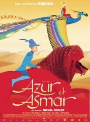 background picture for movie Azur et Asmar