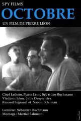 background picture for movie Octobre