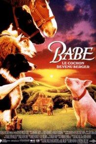 Affiche du film : Babe, Le Cochon Devenu Berger
