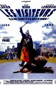 Affiche du film : Les visiteurs