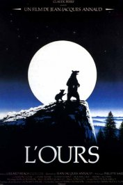 background picture for movie L'Ours