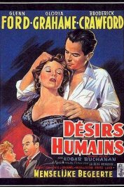 background picture for movie Desirs humains