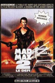 background picture for movie Mad Max II