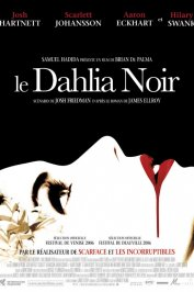 background picture for movie Le dahlia noir