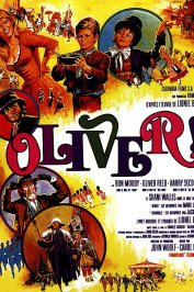 background picture for movie Oliver