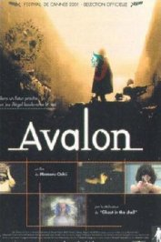 background picture for movie Avalon