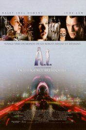 background picture for movie A.I. Intelligence artificielle