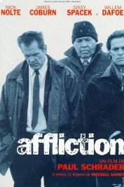 background picture for movie Affliction