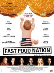 Affiche du film : Fast food nation