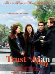 background picture for movie Trust the man