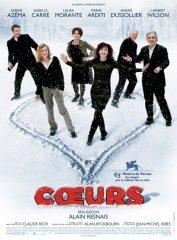 Affiche du film : Coeurs