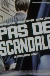 background picture for movie Pas de scandale