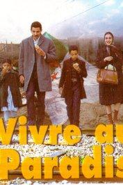 background picture for movie Vivre au paradis