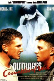 background picture for movie Outrages