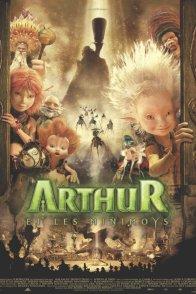 Affiche du film : Arthur et les minimoys