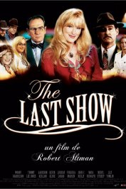 background picture for movie The last show