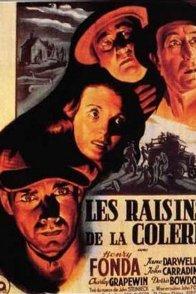 Affiche du film : Les Raisins de la colere