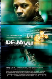 background picture for movie Déjà vu