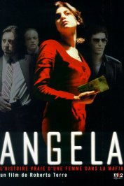 background picture for movie Angela