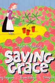 background picture for movie Saving grace