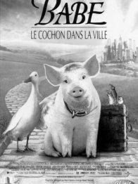 Affiche du film : Babe (le cochon dans la ville)
