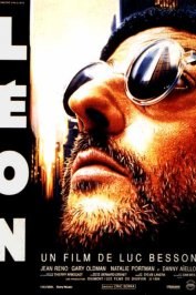 background picture for movie Léon