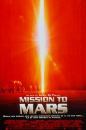 background picture for movie Mission to mars
