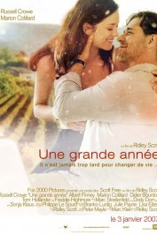 background picture for movie Une grande année