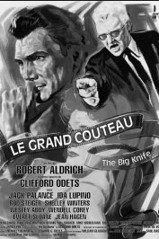 background picture for movie Le grand couteau