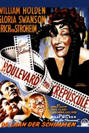 background picture for movie Boulevard du crepuscule