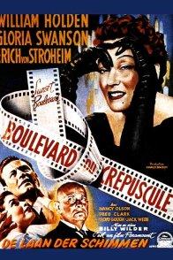 Affiche du film : Boulevard du crepuscule