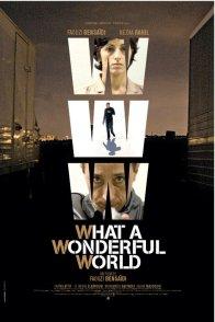Affiche du film : What a wonderful world