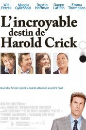 background picture for movie L'incroyable destin de Harold Crick