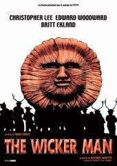 Affiche du film : The wicker man
