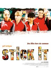 background picture for movie Stick it