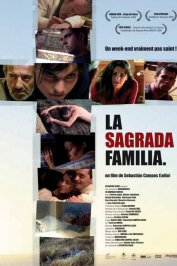 background picture for movie La sagrada familia
