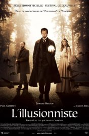 Affiche du film : L'illusionniste