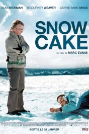 background picture for movie Snow cake
