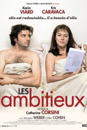 background picture for movie Les ambitieux