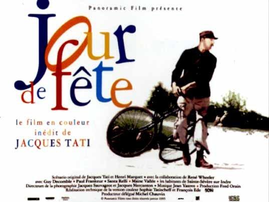 Photo du film : Jour de fête (version originale couleur)